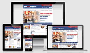 British Online Supermarket