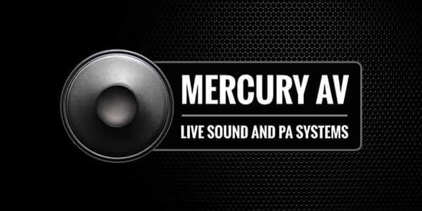 Mercury AV logo