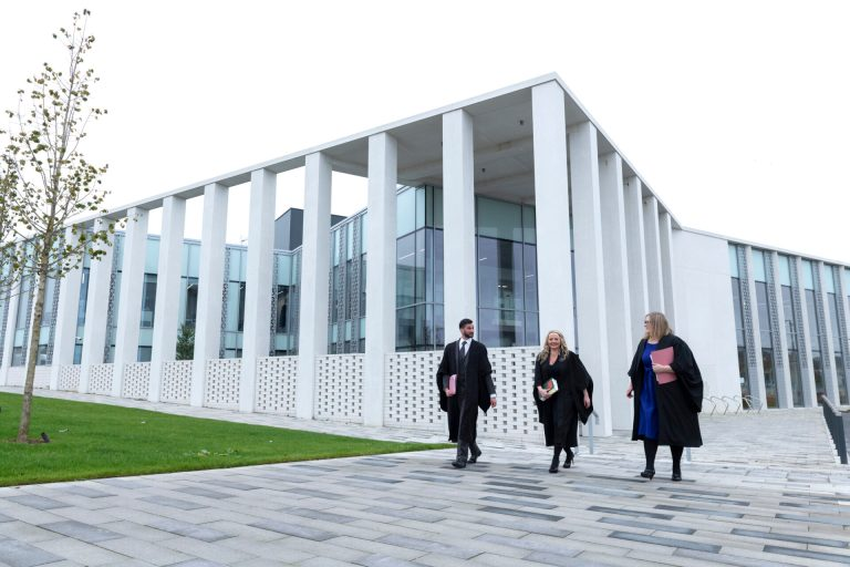 munro and noble- Inverness Justice Centre